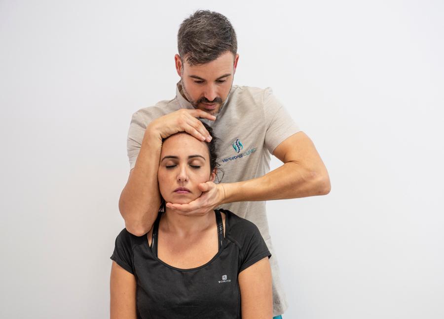Tratamiento osteopático craneal