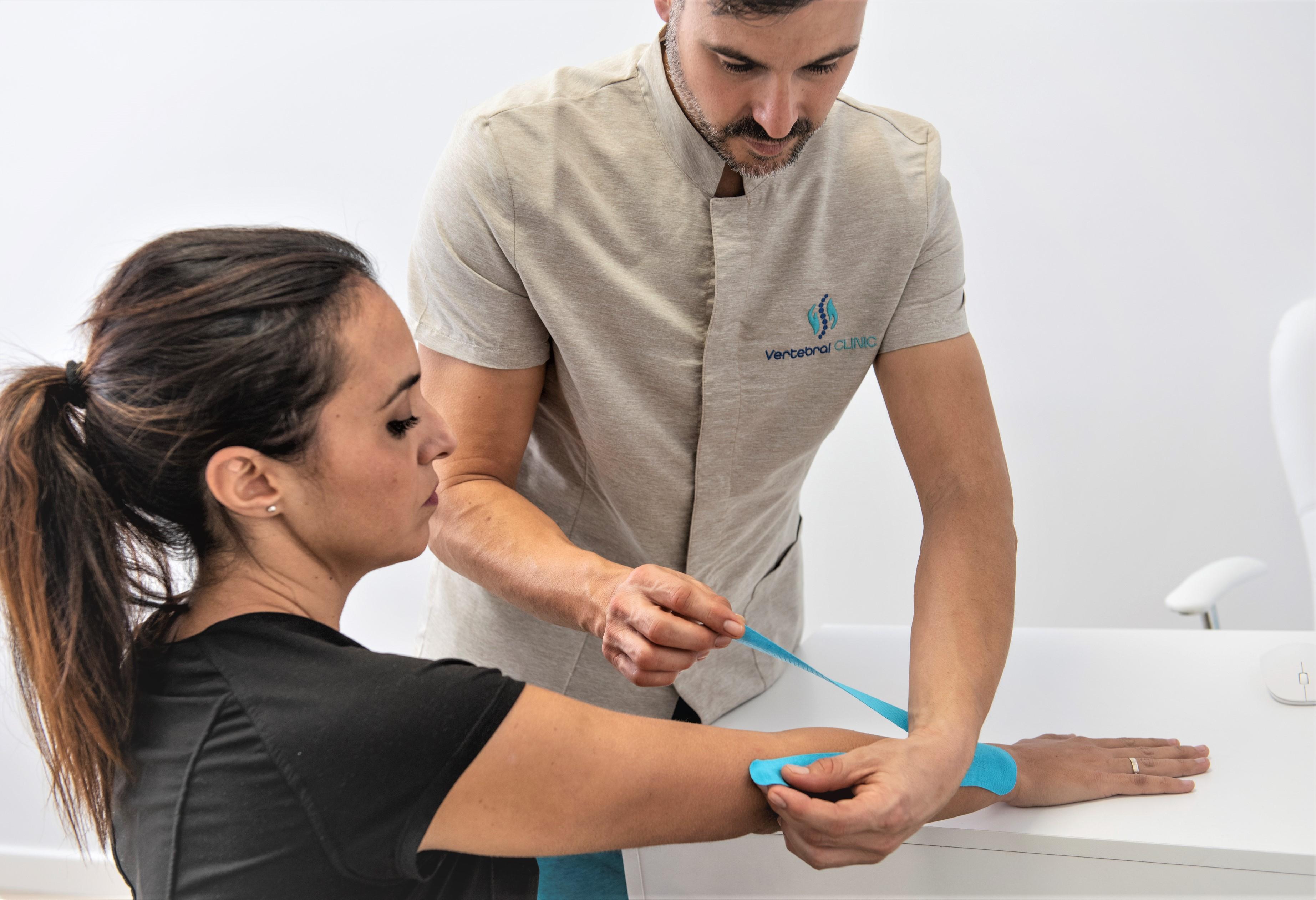 Clinica para recuperación deportiva en El Puerto de Santa María